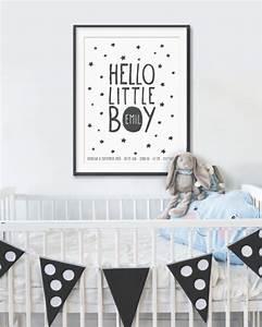 Zimmer Selber Gestalten : babyposter hello bei printcandy online gestalten ~ Lizthompson.info Haus und Dekorationen