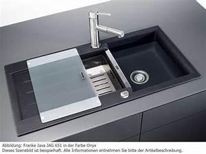 Franke java jag 651 sahara granit spule fur 35890 eur for Franke küchenspülen