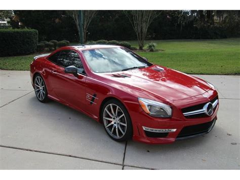 2014 Mercedes-benz Sl-class Sale By Owner In Pensacola, Fl