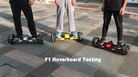 hoverboard test 2017 f1 hoverboard testing 2017 new