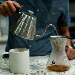 Kaffee Dauerfilter Edelstahl : kaffeebereiter pour over mit dauerfilter aus edelstahl und karaffe 800ml ~ Orissabook.com Haus und Dekorationen