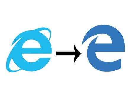 si鑒e microsoft logo ul browserului microsoft edge seamana cu cel de la explorer arena it