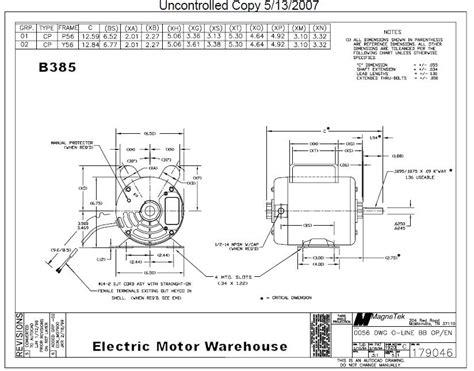 Wiring Diagram For Century Electric Motor Impremedia