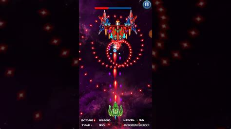 galaxy attack alien shooter level 83