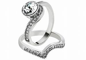 glamour and cheap black diamond wedding ring sets for With all black wedding ring