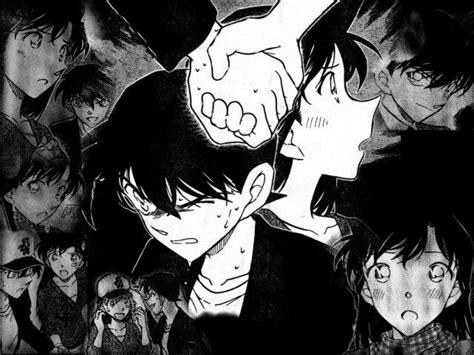 Detective Conan  Shinichi Kudo And Ran Mouri Paint