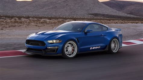 2018 Shelby 1000 Mustang Limited To 50 Examples