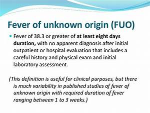 Fever Without A Source Pediatrics