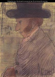 Friend of Madame Bovary 1907-10 - Lajos Gulacsy ...