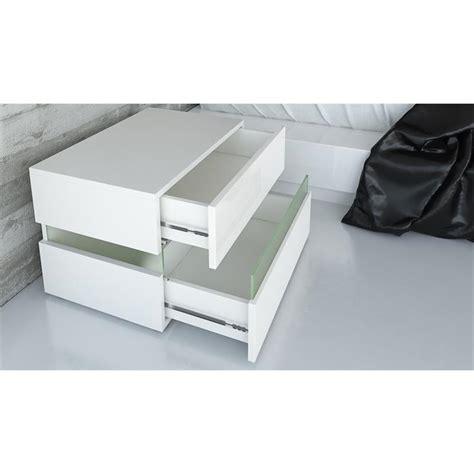 Kleiner Nachttisch Weiß by Nachtkonsole Flow Ambientlight Als Indirekte Lichtquelle