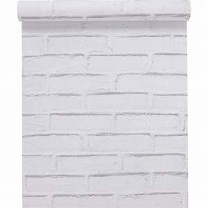 Leroy Merlin Papier Peint Brique : papier peint brique leroy merlin beau papier peint brique ~ Dailycaller-alerts.com Idées de Décoration