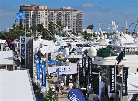 Fort Lauderdale Boat Show Schedule by Fort Lauderdale International Boat Show 2012 Be Dazzled