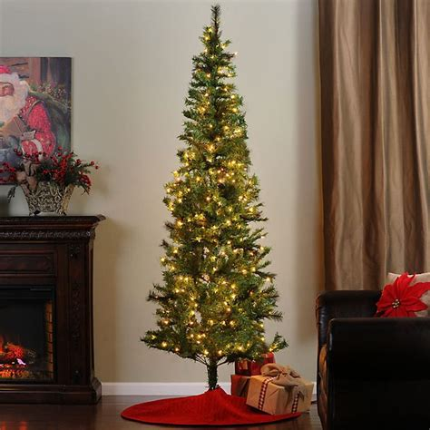 1000 ideas about slim christmas tree on pinterest