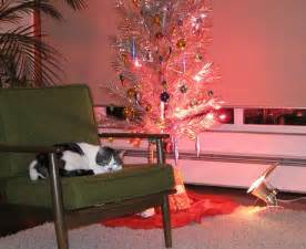 vintage aluminum christmas trees our favorite holiday eye candy modern charlotte nc homes