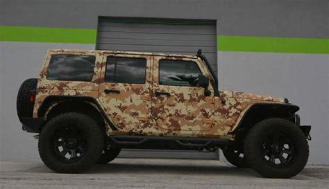 desert jeep wrangler salute worthy jeep wrangler in digital desert camo