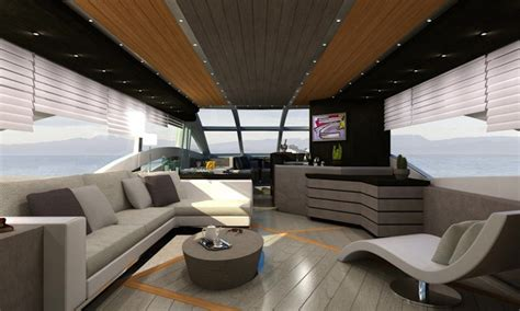 Super Yacht Interior Design Inspirations