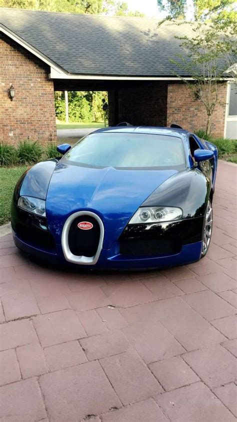 Get the car of your dreams! Check out this fake 2012 Bugatti Veyron converted from a Mercury Cougar | Ram TRX Forum
