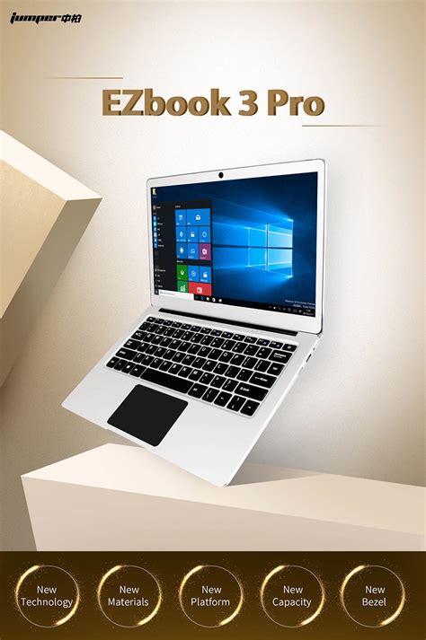 jumper ezbook  pro laptop gold