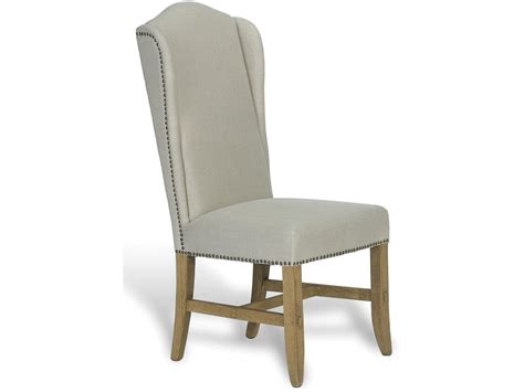 High Back Dining Chair Natural Oak Fnsh 27710