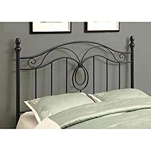 Footboards Only by Monarch Black Size Combo With