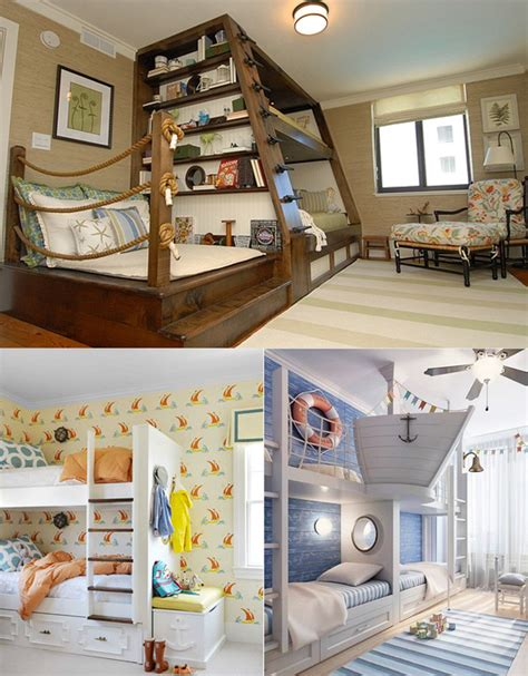 Nautical Theme Kids Room  The Lettered Cottage