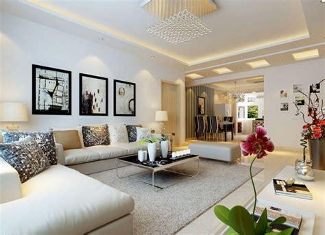 Wohnzimmer Einrichtung Modern by Wohnzimmer Modern Einrichten 59 Beispiele F 252 R Modernes