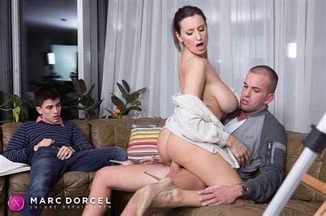 Sensual Jane Teacher Threesome