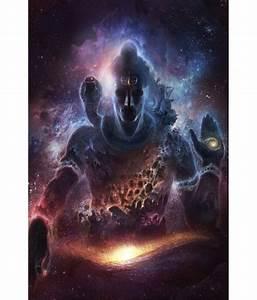 Shopolica Lord Shiva Poster: Buy Shopolica Lord Shiva