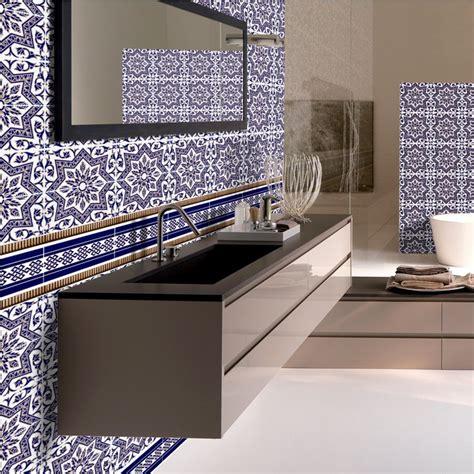 rideau cuisine design idées déco salle de bains de style marocain