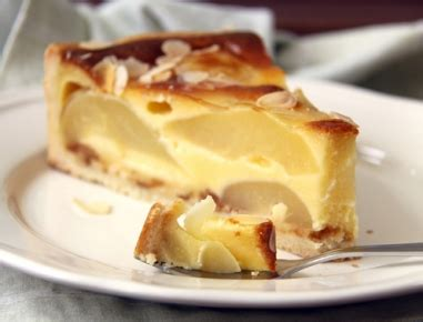 vanille birnen torte rezept ichkocheat