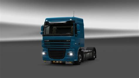 lobar daf xf 105 scs and 50keda 1 22 ets2 mods
