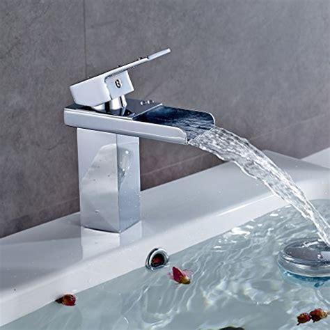 prix d un robinet de cuisine un robinet cascade pour lavabo à prix discount mon robinet