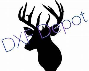 Deer dxf cnc files plasma laser clipart plasmacam