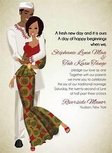 african traditional wedding invitation card mshato With sotho traditional wedding invitations