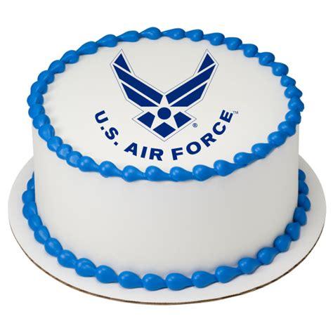 united states air force photocake edible image decopac