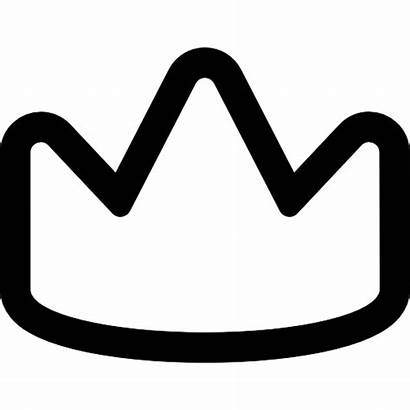 Crown Icon Royalty Outlined Icons Svg Shapes