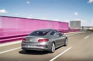 Mercedes Classe C Coupé : mercedes classe c coup 2016 infos et photos officielles l 39 argus ~ Medecine-chirurgie-esthetiques.com Avis de Voitures