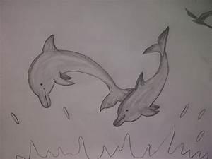 Schöne Delfin Bilder : sch ne bilder zum abmalen bildergalerie ideen ~ Frokenaadalensverden.com Haus und Dekorationen