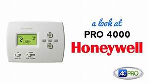Honeywell Pro Th4000 Wiring Diagram