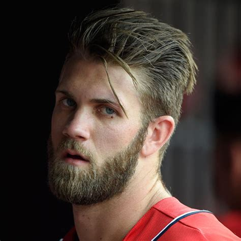 bryce harper hairstyles mens hairstyles haircuts