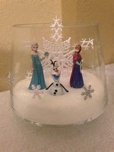 Disney, Frozen, Elsa, Olaf, Anna, Table, Centerpiece