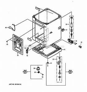 Ge Wslp1100d0ww Parts List And Diagram   Ereplacementparts Com
