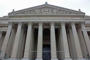 File:National Archives Building south side, Washington, D ...