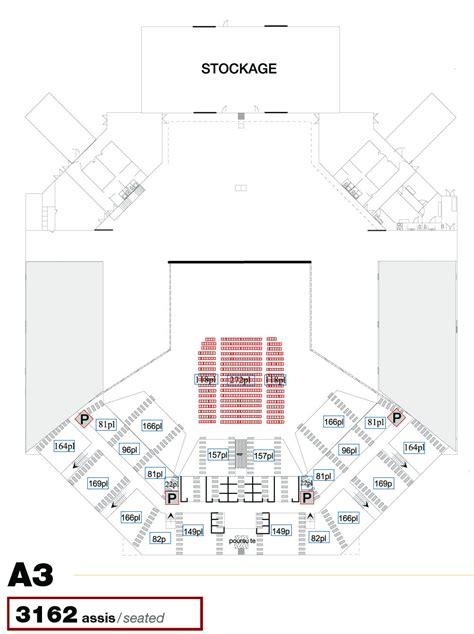 plans de jauge configurations assis et assis debout