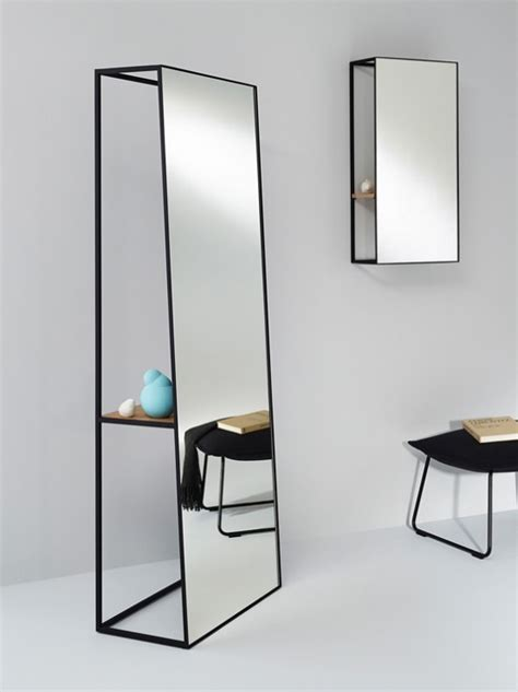 26 unique modern mirrors that completely change the space