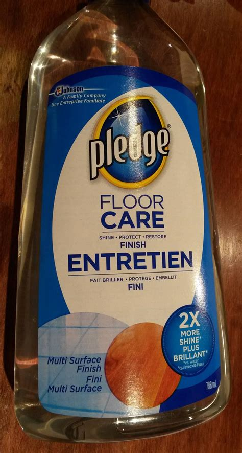 Pledge Floor Care Finish For Models by Dull Cracked Or Blemished Windscreens Pledge Floor Care