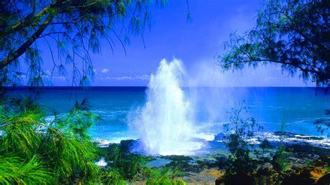 Nature Hawaii Wallpapers Hd