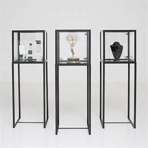 Vitrine Metall Glas : showcase vitrine black furniture rentals for special events taylor creative inc ~ Whattoseeinmadrid.com Haus und Dekorationen