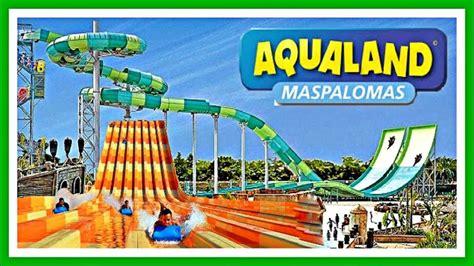 aqualand maspalomas  gran canaria espana water