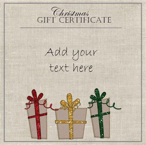 kids christmas certificate templates  printable